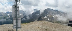 Archived image Webcam On the Summit of Palinkopf 06:00