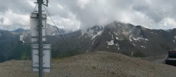 Archived image Webcam On the Summit of Palinkopf 08:00