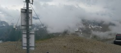 Archived image Webcam On the Summit of Palinkopf 10:00