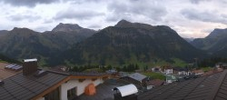 Archived image Webcam Panoramic view Oberlech from Hotel Goldener Berg 14:00