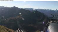 Archived image Webcam Hochalpila Gondola 02:00
