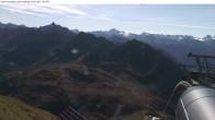 Archived image Webcam Hochalpila Gondola 04:00