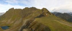 Archived image Webcam Panorama Gondola - Silvretta Montafon 10:00