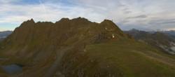Archived image Webcam Panorama Gondola - Silvretta Montafon 12:00