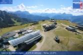 Archived image Webcam Kronplatz - San Vigilio, South Tyrol 08:00