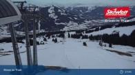 Archiv Foto Webcam Bergstation Jochbahn, Brixen im Thale 21:00