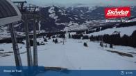 Archiv Foto Webcam Bergstation Jochbahn, Brixen im Thale 23:00