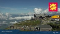 Archived image Webcam Top station Fronalpstock, Stoos 07:00