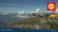Archived image Webcam Top station Fronalpstock, Stoos 09:00