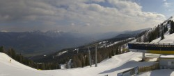 Archived image Webcam 360 degree Panoramic view Hauser Kaibling, Schladming-Dachstein 04:00