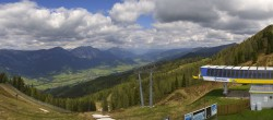 Archived image Webcam 360 degree Panoramic view Hauser Kaibling, Schladming-Dachstein 13:00