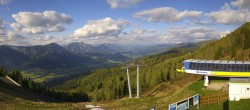 Archived image Webcam 360 degree Panoramic view Hauser Kaibling, Schladming-Dachstein 17:00