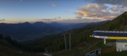 Archived image Webcam 360 degree Panoramic view Hauser Kaibling, Schladming-Dachstein 19:00