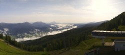 Archived image Webcam 360 degree Panoramic view Hauser Kaibling, Schladming-Dachstein 02:00