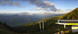 Archived image Webcam 360 degree Panoramic view Hauser Kaibling, Schladming-Dachstein 12:00