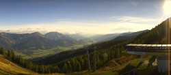 Archiv Foto Webcam 360 Grad Panorama - Hauser Kaibling, Schladming Dachstein 02:00