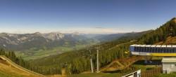 Archiv Foto Webcam 360 Grad Panorama - Hauser Kaibling, Schladming Dachstein 08:00