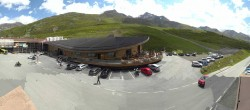 Archived image Webcam Timmelsjoch - Top Mountain Crosspoint 06:00
