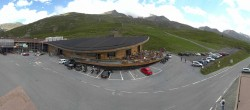 Archived image Webcam Timmelsjoch - Top Mountain Crosspoint 08:00