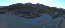 Archiv Foto Webcam Timmelsjoch: Mautstation Top Mountain Crosspoint 02:00
