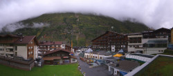 Archiv Foto Webcam Panorama Obergurgl 06:00