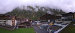 Archiv Foto Webcam Panorama Obergurgl 07:00