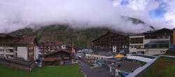 Archiv Foto Webcam Panorama Obergurgl 09:00