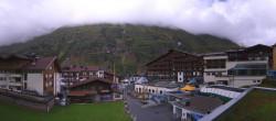 Archiv Foto Webcam Panorama Obergurgl 11:00