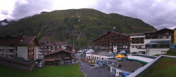 Archiv Foto Webcam Panorama Obergurgl 18:00