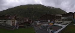 Archiv Foto Webcam Panorama Obergurgl 19:00