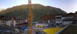 Archived image Webcam Panoramic view Hotel Edelweiss & Gurgl, Obergurgl 00:00