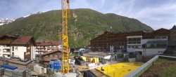 Archived image Webcam Panoramic view Hotel Edelweiss & Gurgl, Obergurgl 02:00