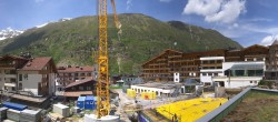 Archived image Webcam Panoramic view Hotel Edelweiss & Gurgl, Obergurgl 06:00