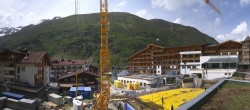 Archived image Webcam Panoramic view Hotel Edelweiss & Gurgl, Obergurgl 08:00