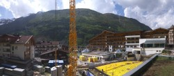 Archived image Webcam Panoramic view Hotel Edelweiss & Gurgl, Obergurgl 10:00
