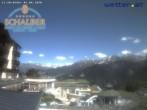 Archived image Webcam Hotel Schalber 08:00