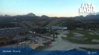 Archived image Webcam La Villa - Piz La Ila 19:00