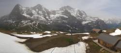 Archived image Webcam Top Station Lauberhorn, Grindelwald 06:00