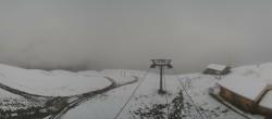 Archived image Webcam Top Station Lauberhorn, Grindelwald 12:00