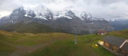 Archiv Foto Webcam Kleine Scheidegg-Lauberhorn, Grindelwald 02:00