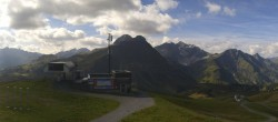 Archived image Webcam Panoramic view Warth Schröcken 06:00