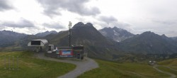 Archived image Webcam Panoramic view Warth Schröcken 10:00