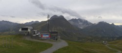 Archived image Webcam Panoramic view Warth Schröcken 12:00