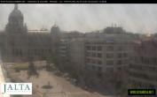 Archived image Webcam Wenceslas Square in Prague 06:00