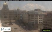 Archived image Webcam Wenceslas Square in Prague 08:00