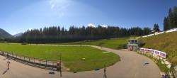Archived image Webcam Biathlon Arena in Lenzerheide 06:00