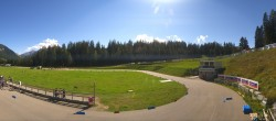 Archived image Webcam Biathlon Arena in Lenzerheide 08:00