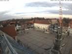 Archiv Foto Webcam Marktplatz von Aurich 05:00