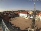 Archiv Foto Webcam Marktplatz von Aurich 09:00