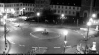 Archiv Foto Webcam Hahnplatz, Prüm 18:00